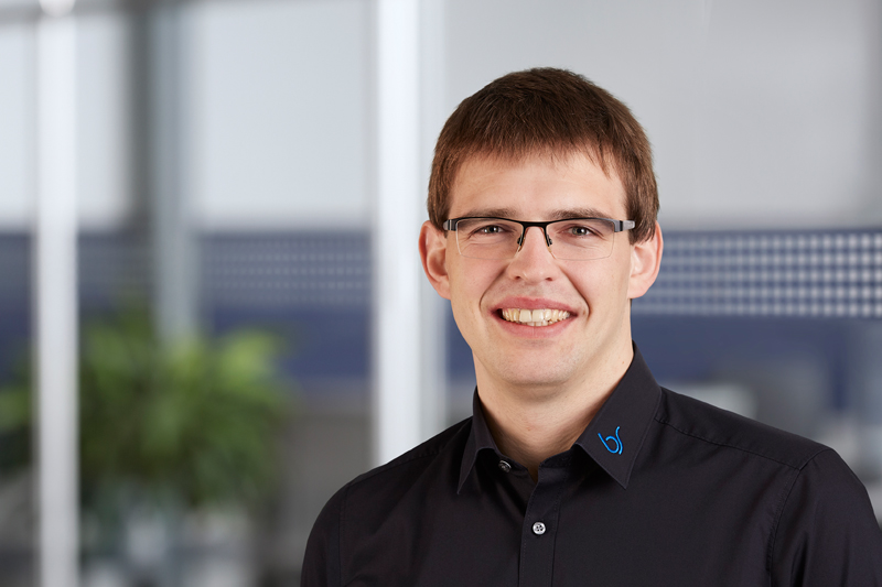 Christopher Stoll - ISO Aggregate & Dienstleitung / Engineering